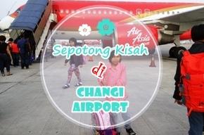 changi airport singapura