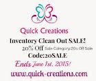 Sale ends 6/1/2015