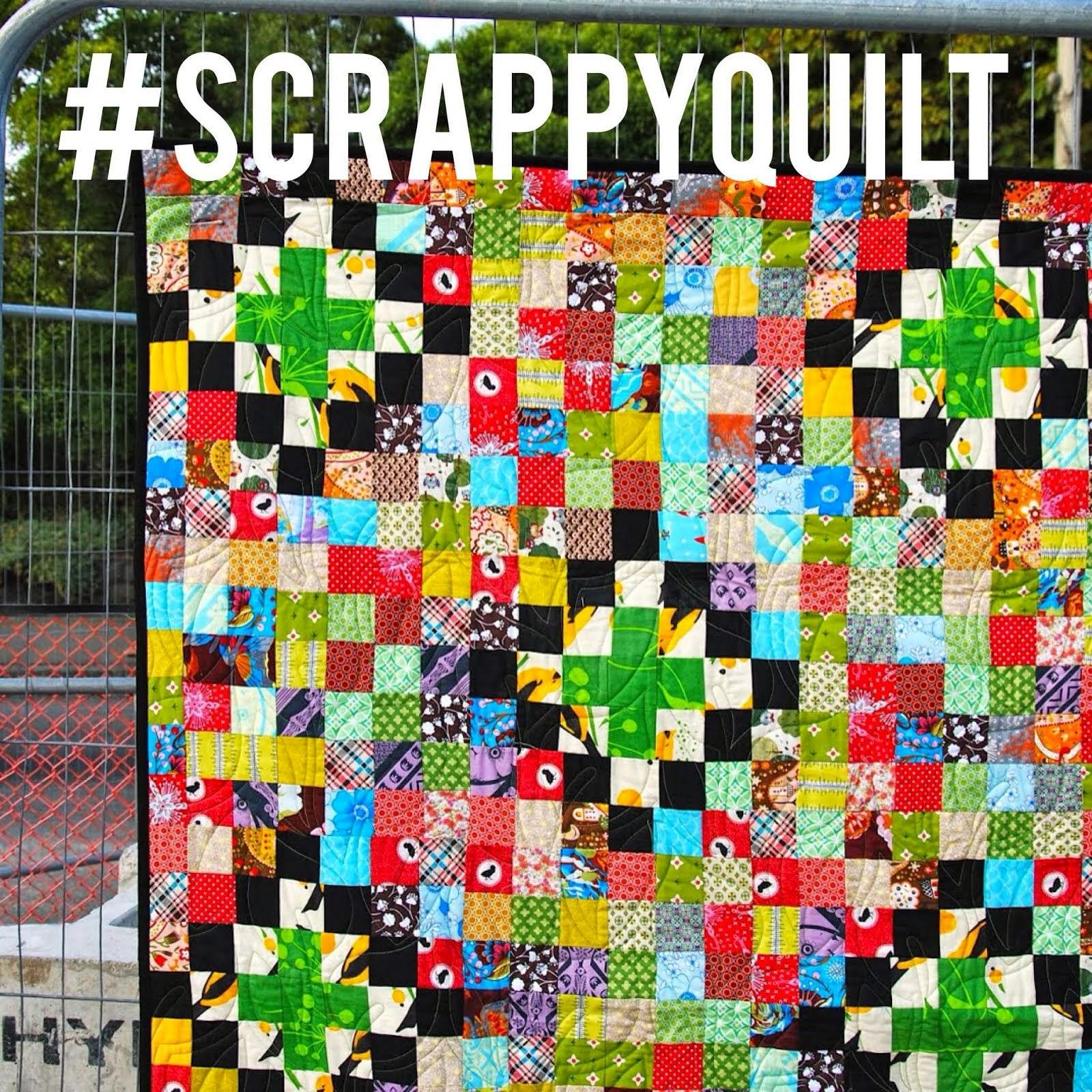 #scrappyquilt