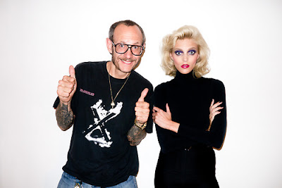 Anja Rubik by Terry Richardson-3