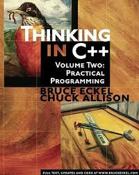 THINKING IN C++  volume two by bruce eckel , THINKING IN C++  volume two