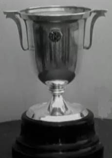 El trofeo de Campeón de España de Ajedrez 1946