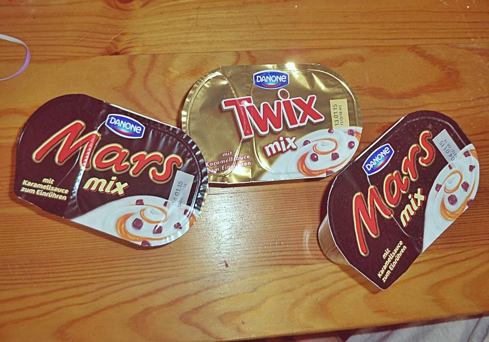 Mars i Twix Berlin