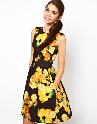 Sale item of the week: Emily &amp; Fin Citrus Dress