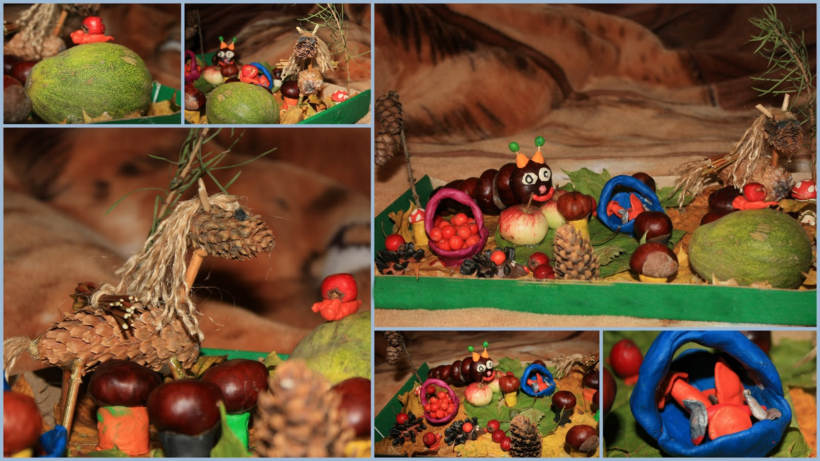 Игрушка на елку в садик