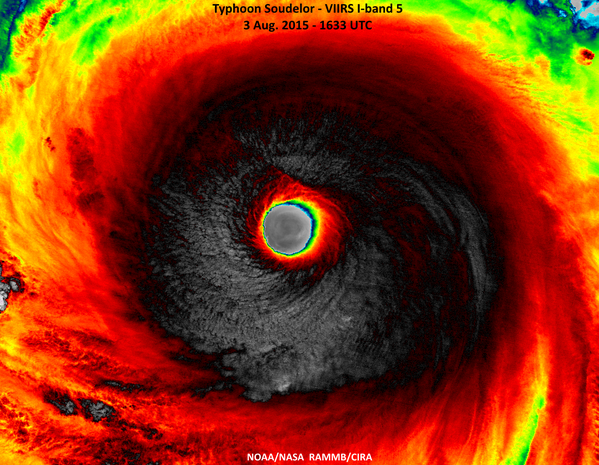 """Earth's Most Powerful Storm of the Year Roars Across the Pacific"""