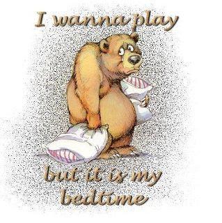 bear bedtime