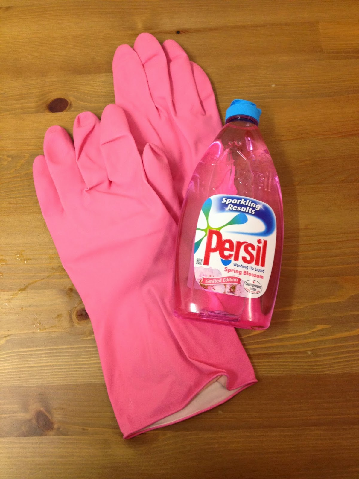 Persil Limited Edition Spring Blossom Washing Up Liquid Review
