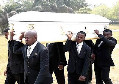 enebeli elebuwa's burial funeral