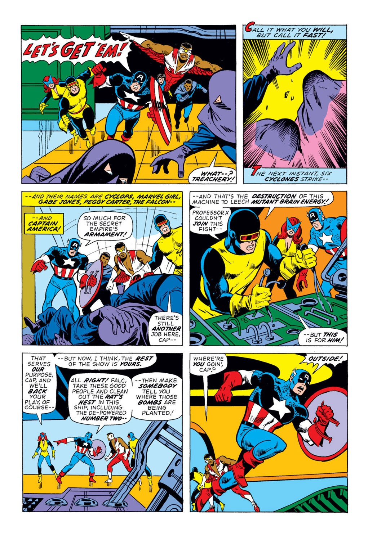 Captain America (1968) Issue #175 #89 - English 13
