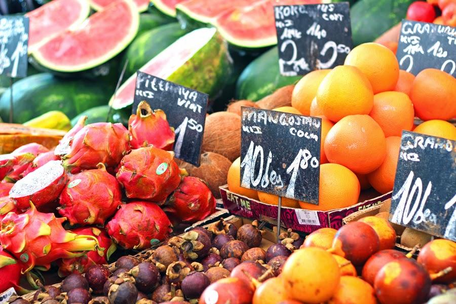wien naschmarkt drachenfrucht