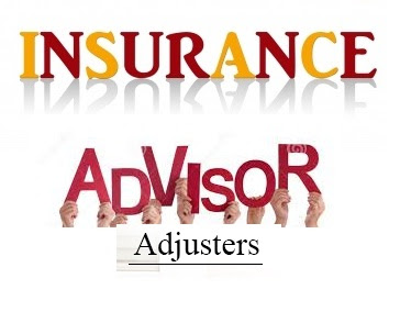 Insurance Advisor And Adjusters In 2016