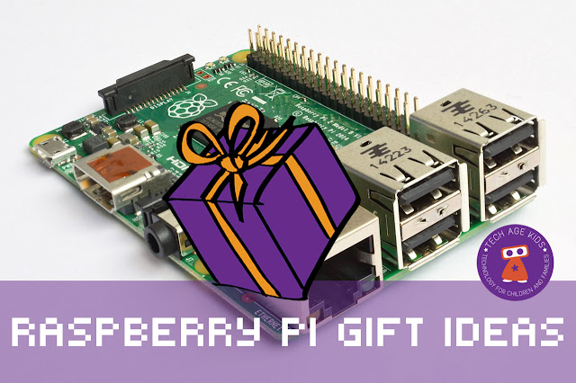 raspberry pi gift ideas