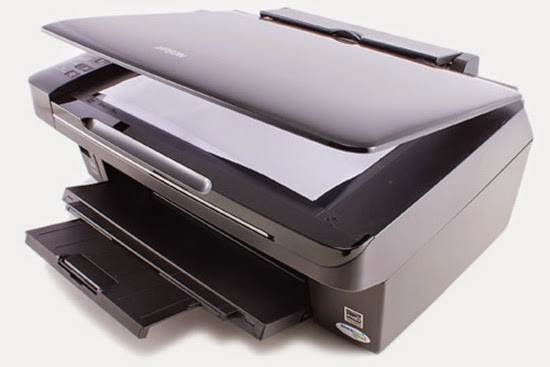 Epson Stylus NX420 scan