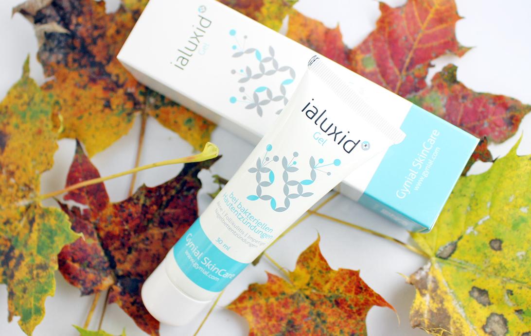 Glossybox Herbstzauber Edition - Gynial - ialuxid Gel