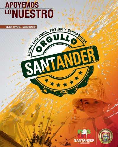 Orgullo de Santander