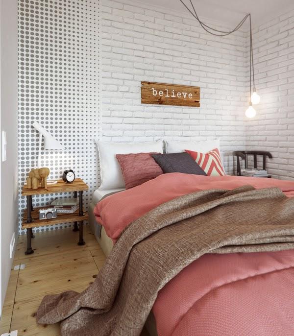Ide Internal Rumah Kecil Dengan Dekorasi Kreatif