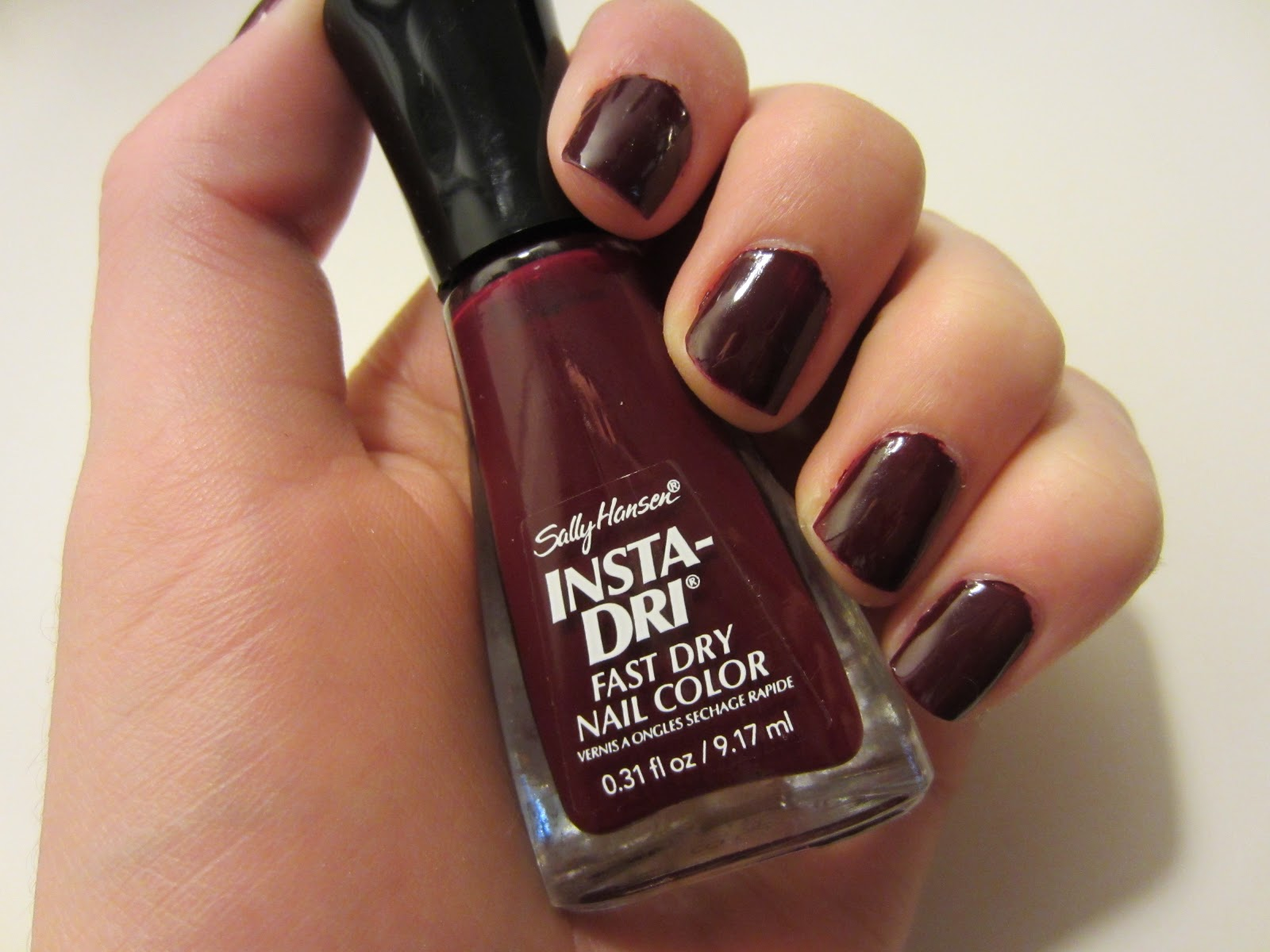 Tawny Speaks : Nail Color Of The Day \