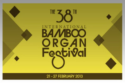 38th International Bamboo Organ Festival