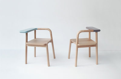 design by herwell Platypus Chair