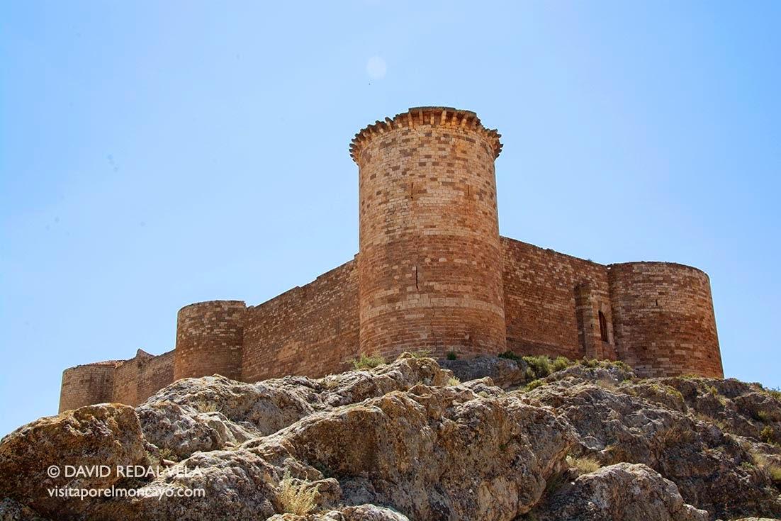 Castillo de Mesones de Isuela Comarca del Aranda Aragón