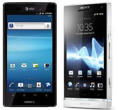 Sony Xperia ion, Xperia S to be unveiled in CES 2012