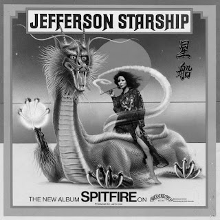 Jefferson Starship's Spitfire