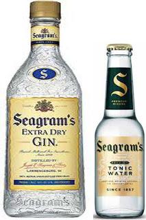 Water Tonic Seagrams