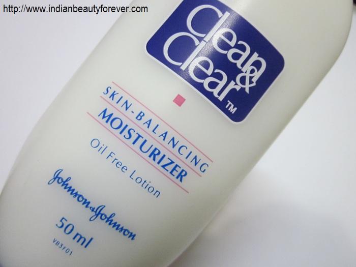 Clean & Clear Skin Balancing Moisturizer