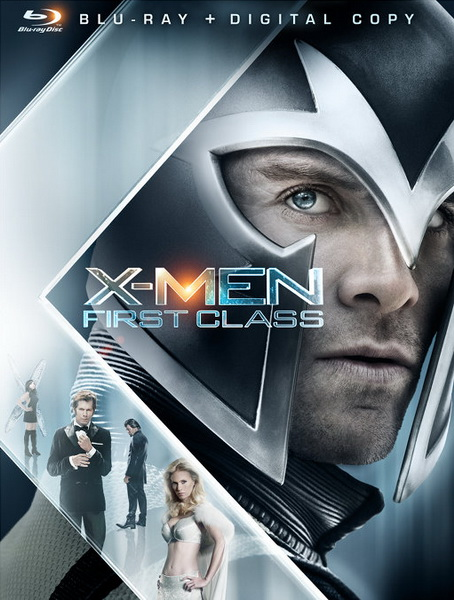 X Men Primera Generacion [First Class] 2011 [DVDRip] Español Latino