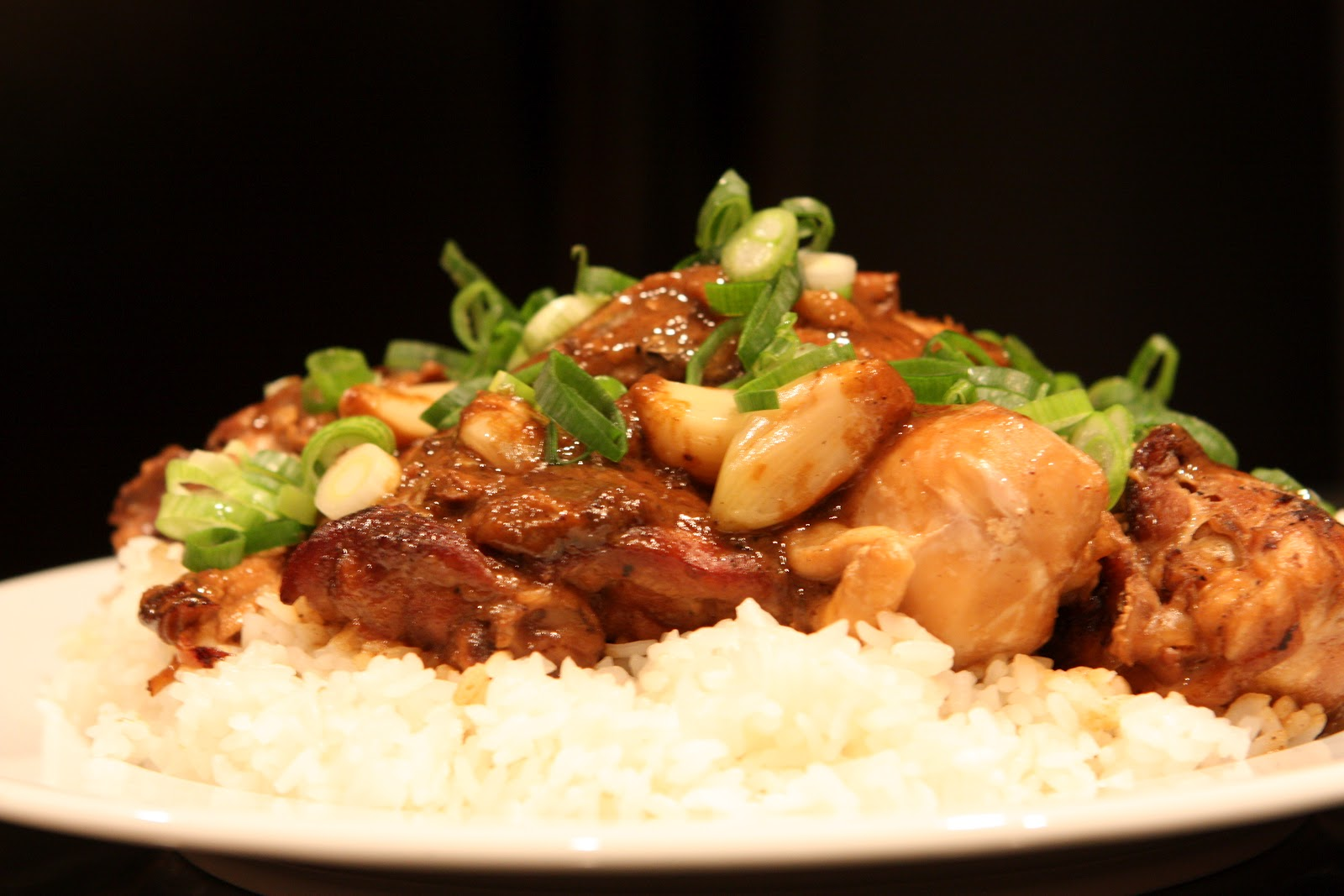 Fresh Local and Best: Filipino Chicken Adobo