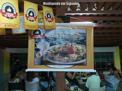 Escondidinho Bar e Restaurante no Comida di Buteco