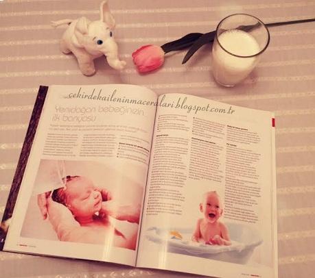 Baby&You Ocak Sayısı (Anne Bebek Dergisi) 1