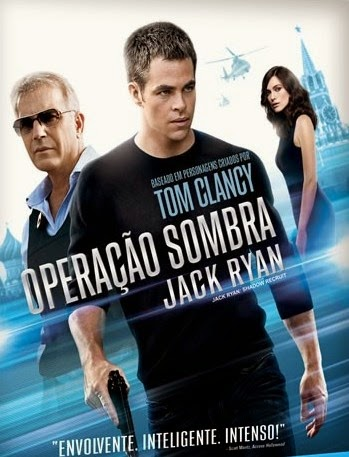 Download Operação Sombra: Jack Ryan BDRip Dublado (AVI e RMVB)