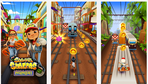 Subway Surfers Mumbai Hack For Android