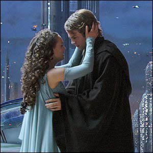Forever,Anakin and Padme!!!