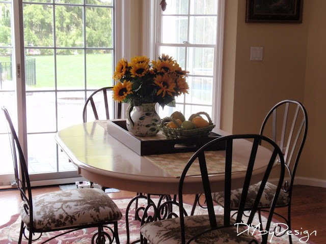 P4270015 Colonial style home decor home tour