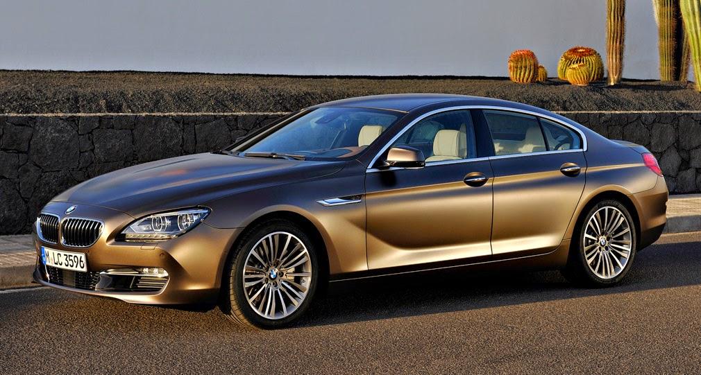Especificaciones BMW serie 6 Gran Coupé 2014