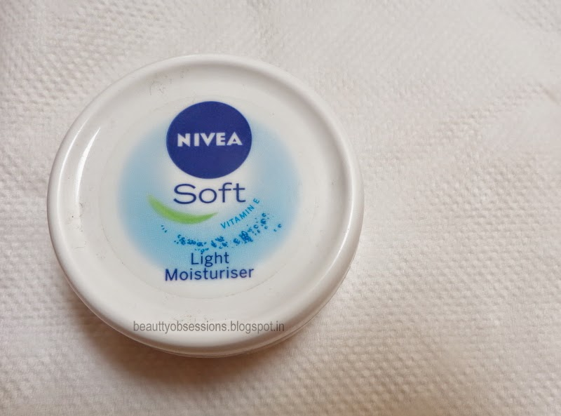 Nivea Soft Light Moisturiser - A Good Option For Summer ..