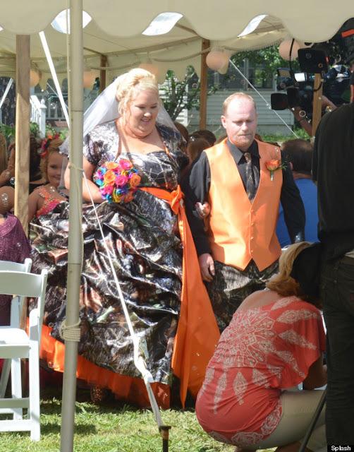 Honey boo mom wedding