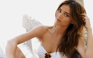 Miranda Kerr Hot Model Wallpaper
