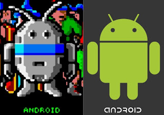 sejarah asal mula logo android