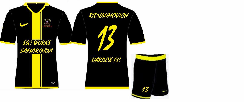 Pesanan dari Samarinda   HARDOX FC