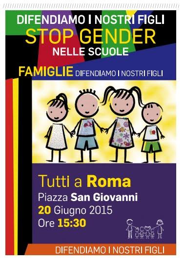 Famiglia: mobilitazione nazionale il 20 giugno a Roma