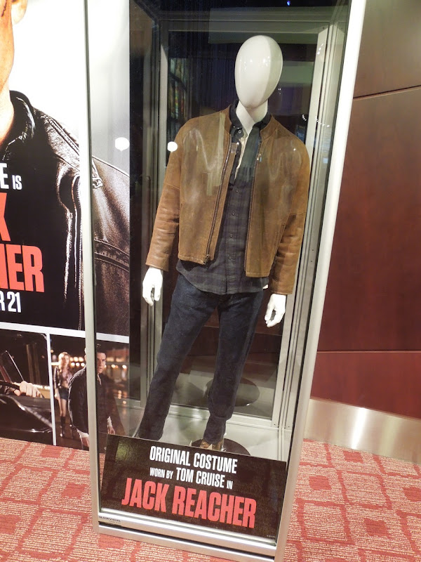 Tom Cruise Jack Reacher movie costume