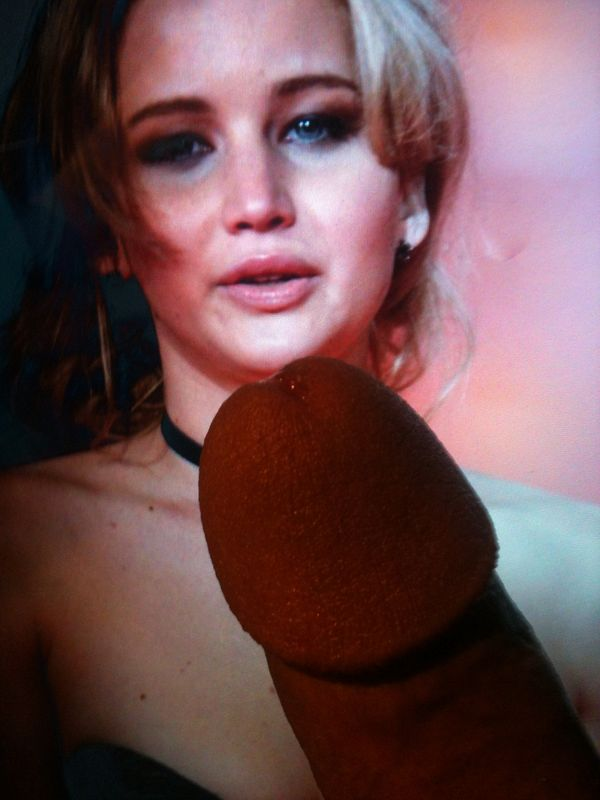 jennifer lawrence cum