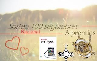 SORTEO 100 SEGUIDORES