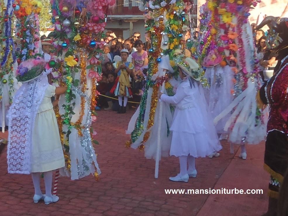 Pastorelas en Tocuaro el Dia de la Candelaria