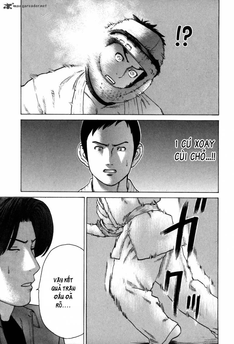 Karate Shoukoushi Kohinata Minoru chap 87 Trang 16