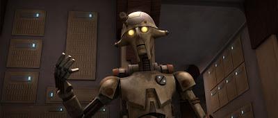 David Tennant Star Wars The Clone Wars